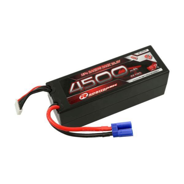 LiPo Battery 4500mAh 6S 40C EC5 Plug
