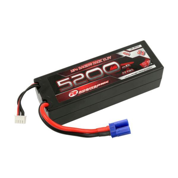 LiPo Battery 5200mAh 3S 40C EC5 Plug