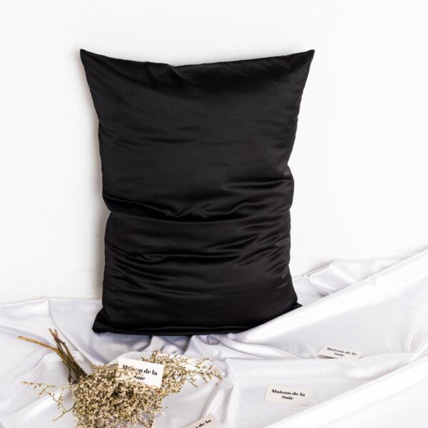 Луксозна калъфка от веган коприна