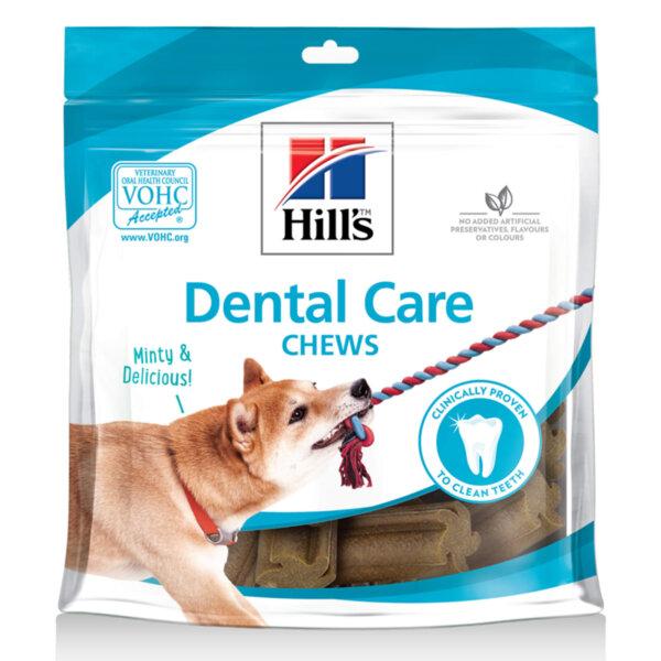 Hill''s treats Dental Care -дентално лакомство за куче 170гр.