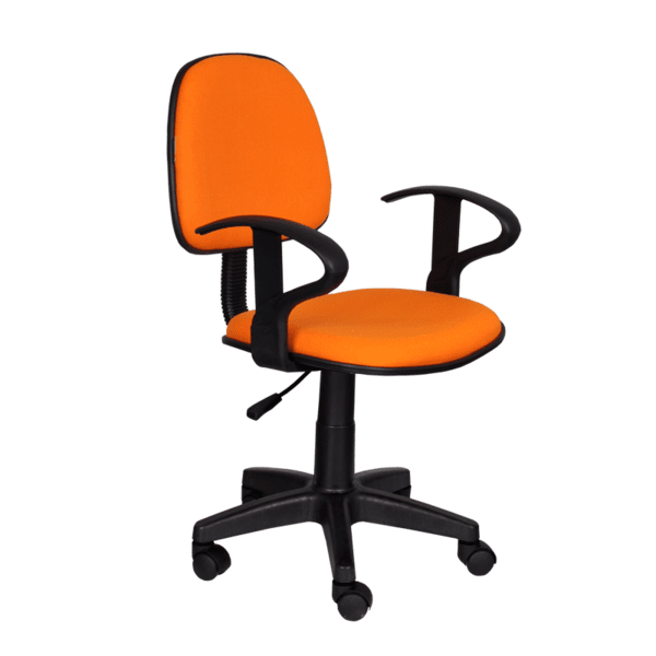 Детски стол Carmen 6012 - оранжев