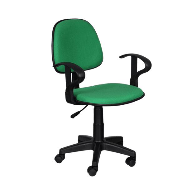 Детски стол Carmen 6012 - зелен
