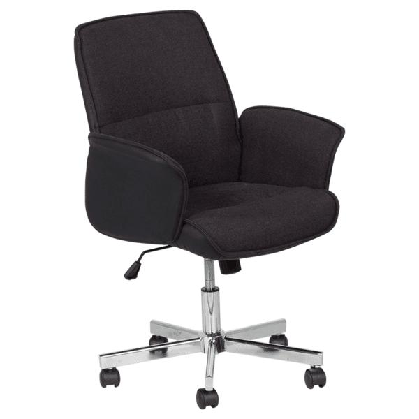 Офис кресло Carmen 2011 - черен