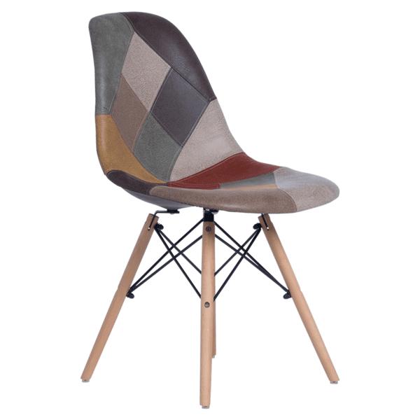 Трапезен стол Carmen 9966 Х - кръпки