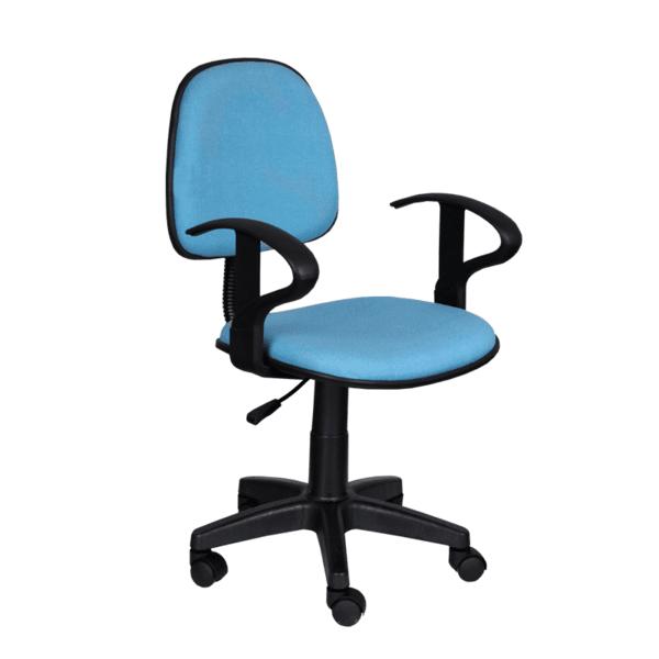 Детски стол Carmen 6012 - светло син