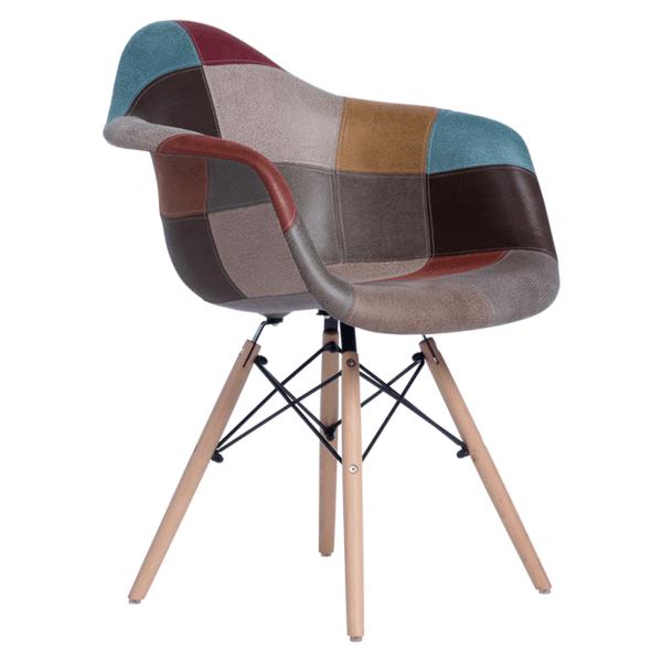 Трапезен стол Carmen 9971 - кръпки