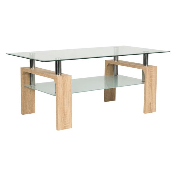 Холна маса Tedi S - дъб