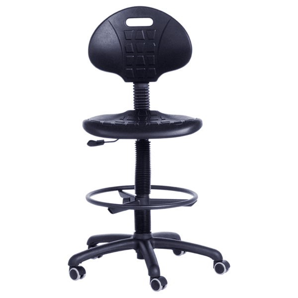 Работен офис стол PARTNER - черен