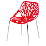 Стол Carmen 9911 - червен