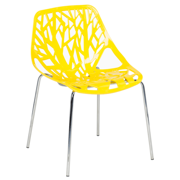 Стол Carmen 9911 - жълт