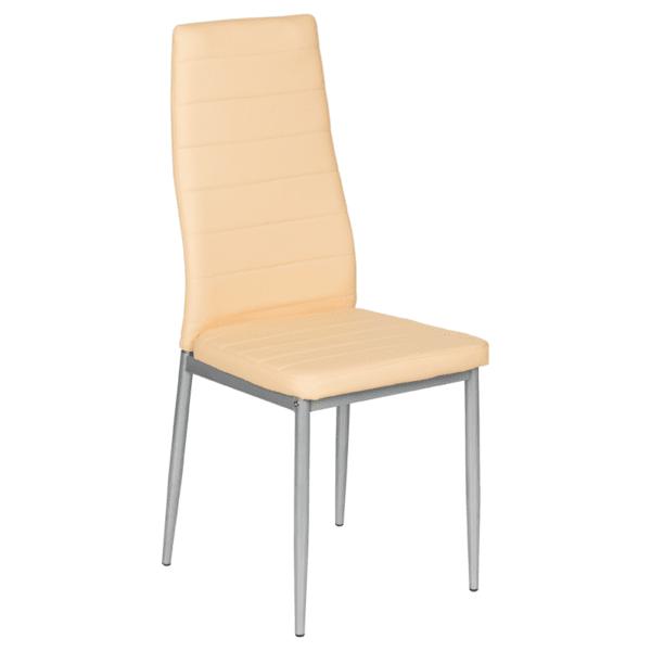 Трапезен стол Carmen 310 - крем
