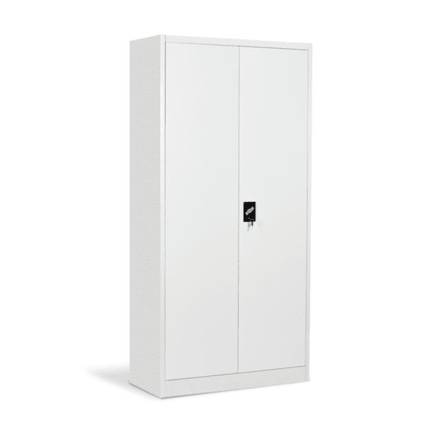 Метален шкаф Carmen CR-1235 LZ - сив