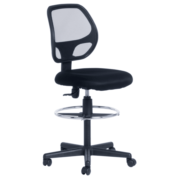 Работен офис стол Carmen 7553 - черен