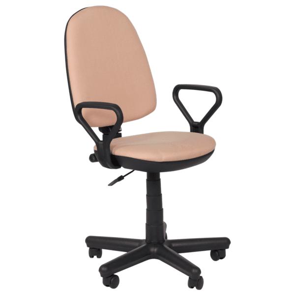 Офис стол Comfort - бежов
