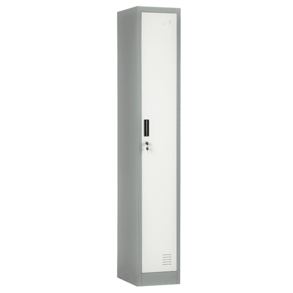 Метален шкаф Carmen CR-1242-1 J LUX