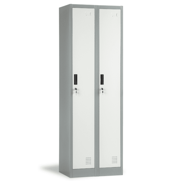 Метален шкаф Carmen CR-1242-2 J LUX