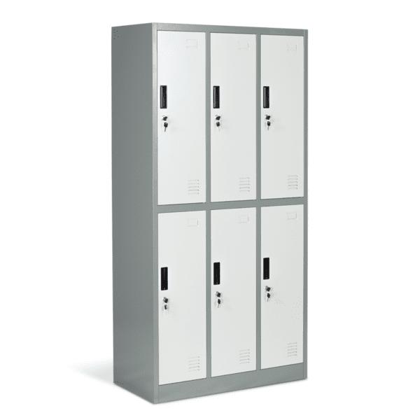 Метален шкаф Carmen CR-1243 J LUX