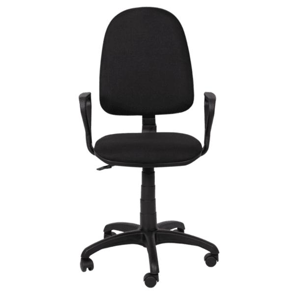 Офис стол Prestige - черен