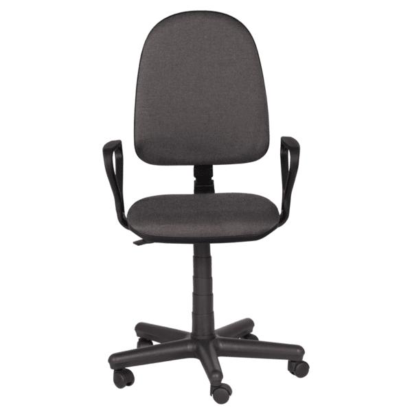 Офис стол Prestige - сив