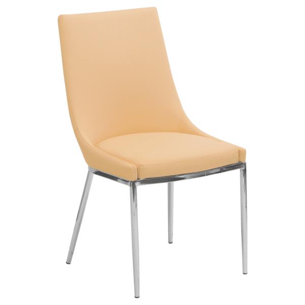 Трапезен стол Carmen 322 - крем
