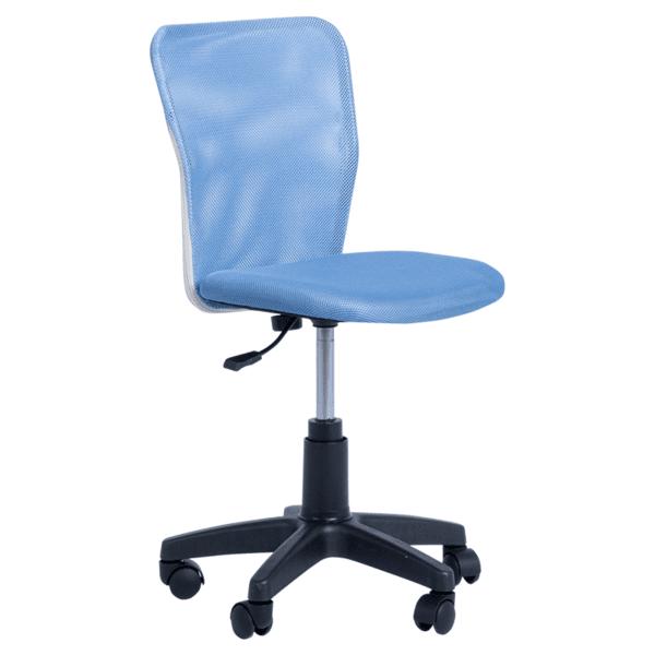 Детски стол Carmen 7027 - светло син