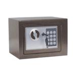 Метален сейф Carmen CR-1550-1 XZ - кафяв