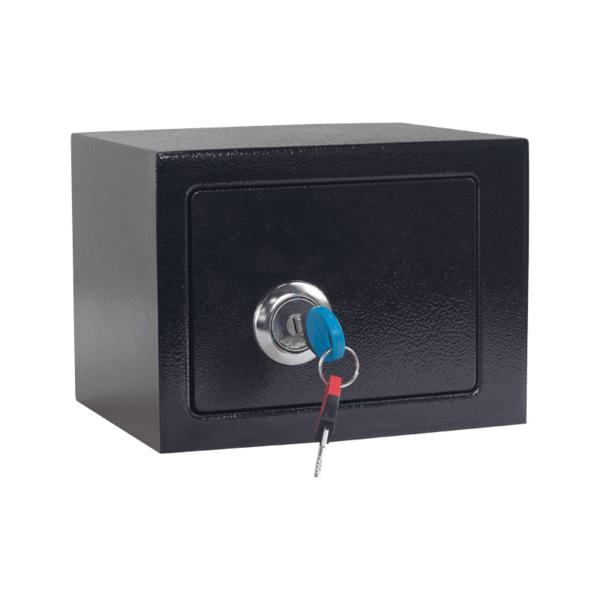 Метален сейф Carmen CR-1550-2 XZ - черен