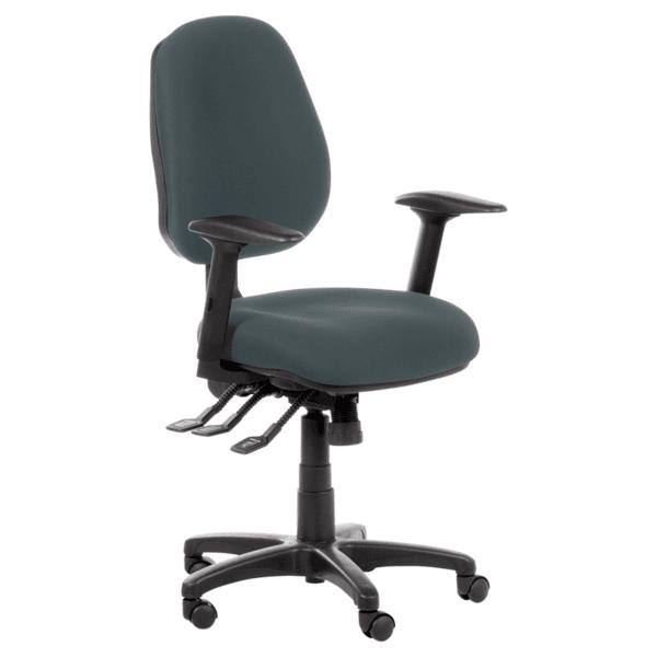 Работен офис стол DANILA - сив