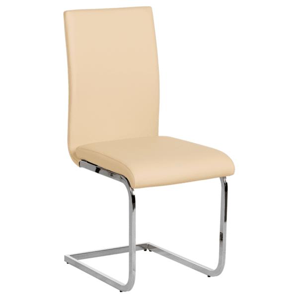Трапезен стол Carmen 373 - крем