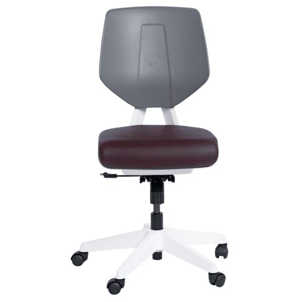 Работен офис стол SMART - какао AS