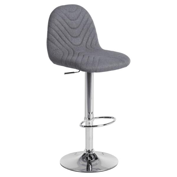 Бар стол Carmen 3085 - сив