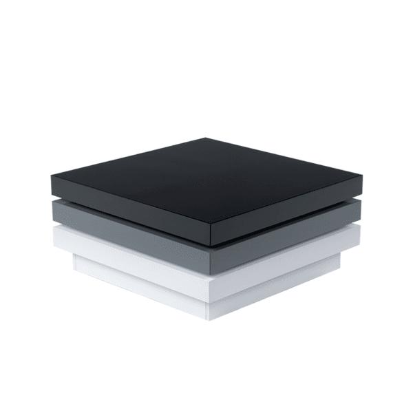 Холна маса TRIO - чернa