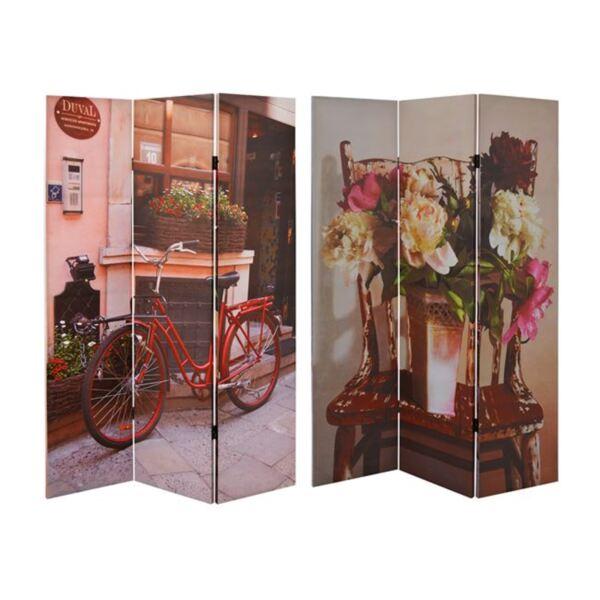 Параван Bike и стол