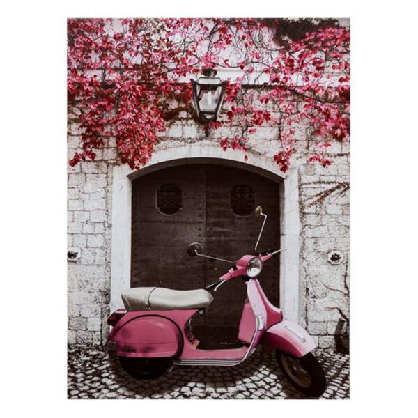 Платно Pink Motorcycle