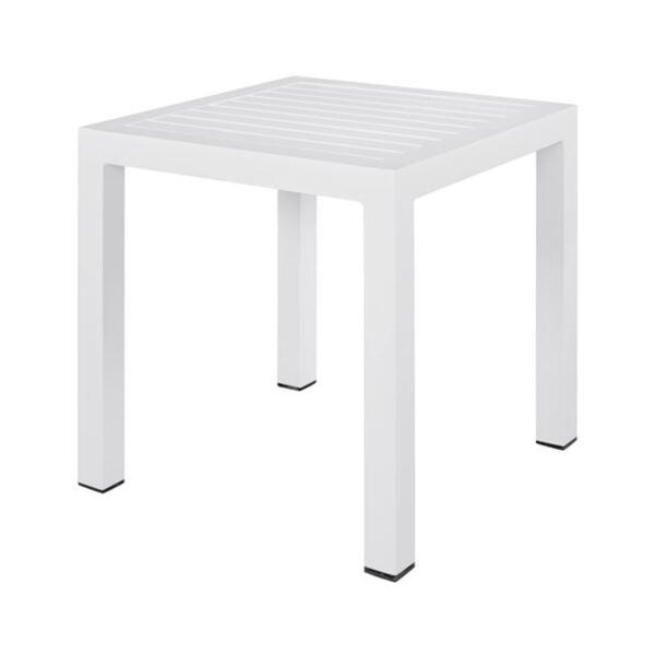 Бяла алуминиева маса