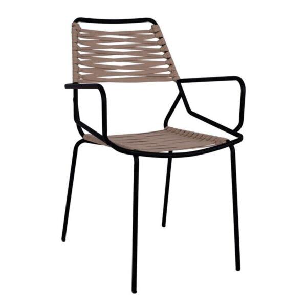 Метален стол Allegra