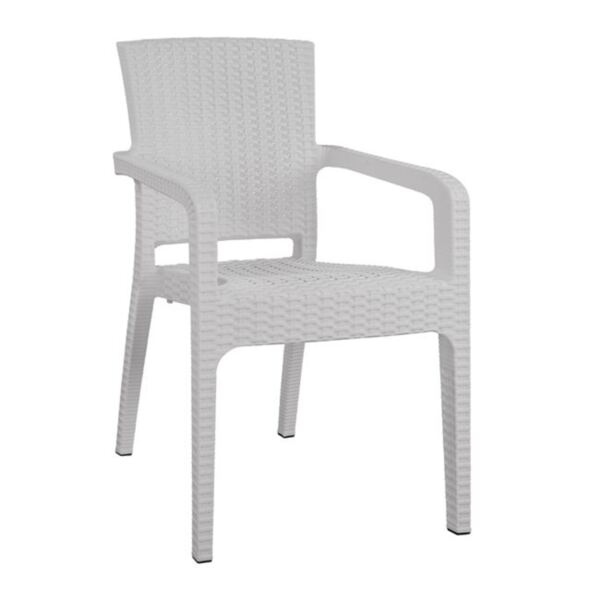 Полипропиленово Кресло от ратан