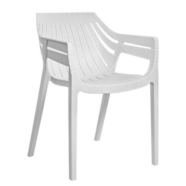 Полипропиленов стол Бял