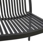 Алуминиев сив стол