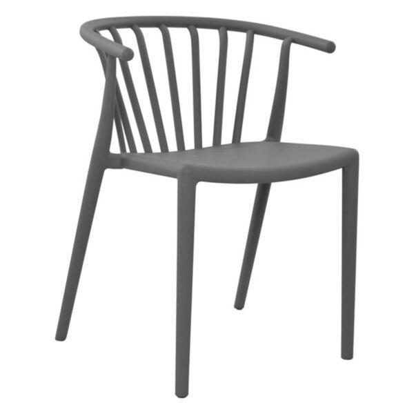 Полипропиленов стол в сив цвят