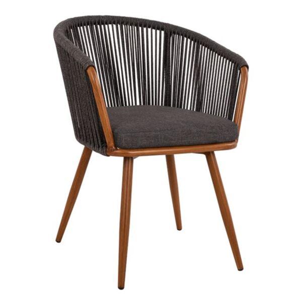 Алуминиево Кресло Bamboo с въже