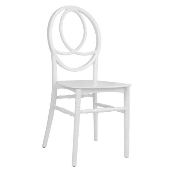 Полипропиленов стол Phonе - Бял
