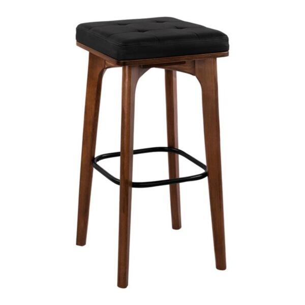 Дървен стол Кари с Орехова рамка
