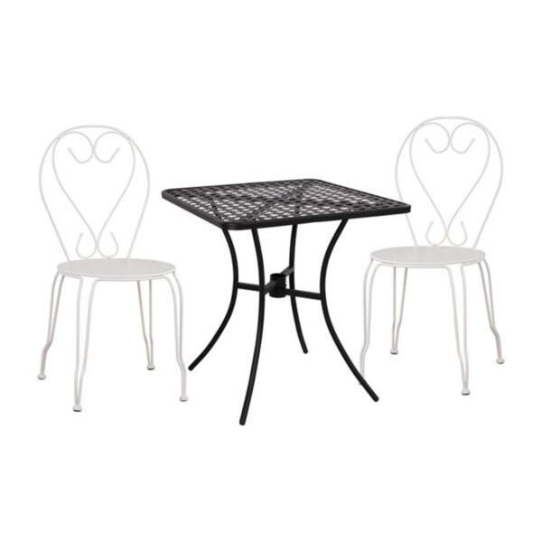 Комплект за хранене - маса със столове Amore