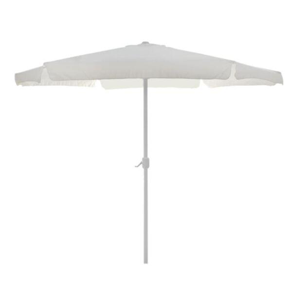 Плажен чадър в бежов цвят ф3м