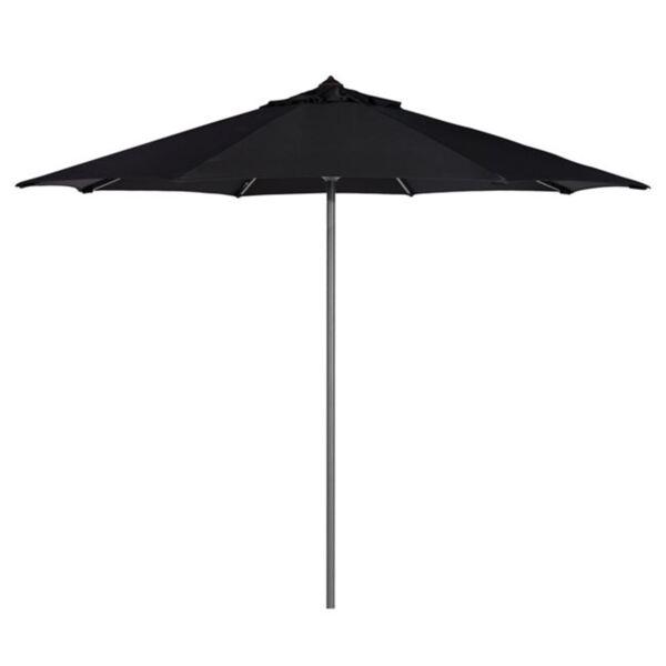 Плажен чадър от акрилна тъкан ф2,2м