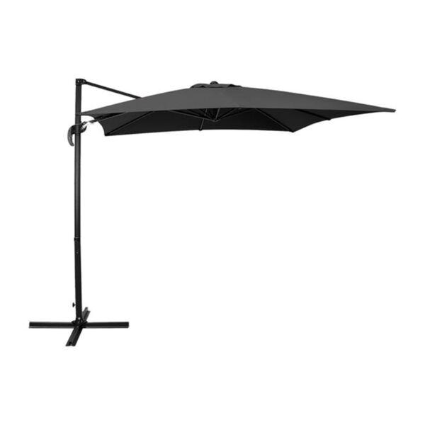 Висящ плажен чадър текстил