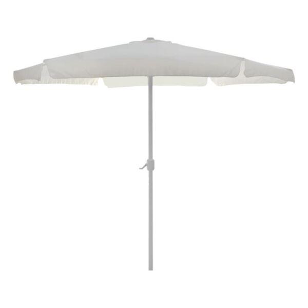 Плажен чадър в бежов цвят/ ф3м