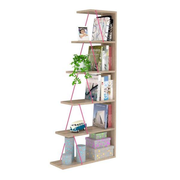 Библиотека Mini Тарс в цвят сонама