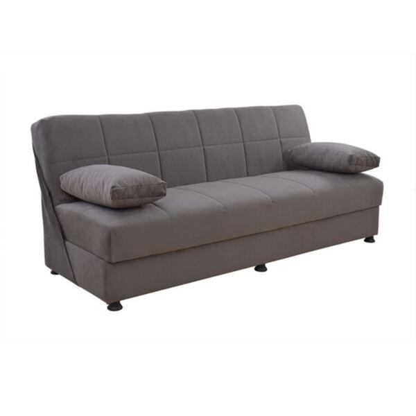 Триместен диван Ege сив